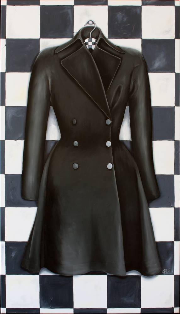 Black Coat by Alaïa