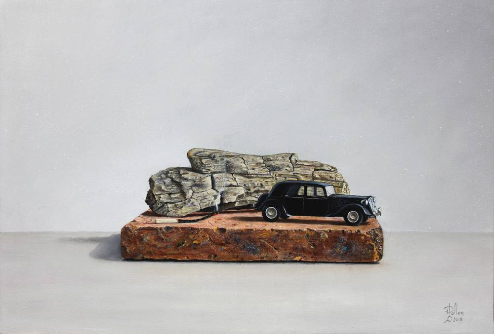 Driftwood and oldtimer