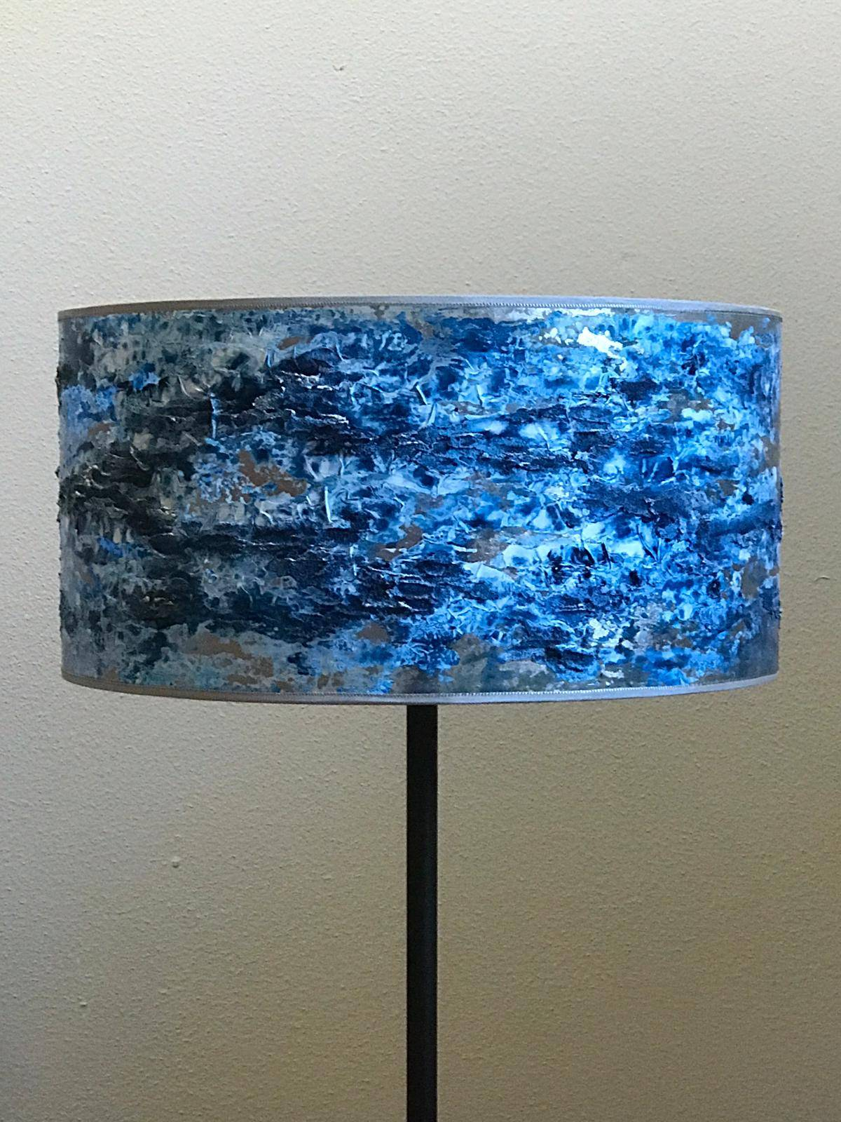 Lampshade the Blues