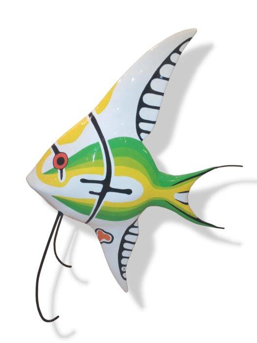Angelfish green
